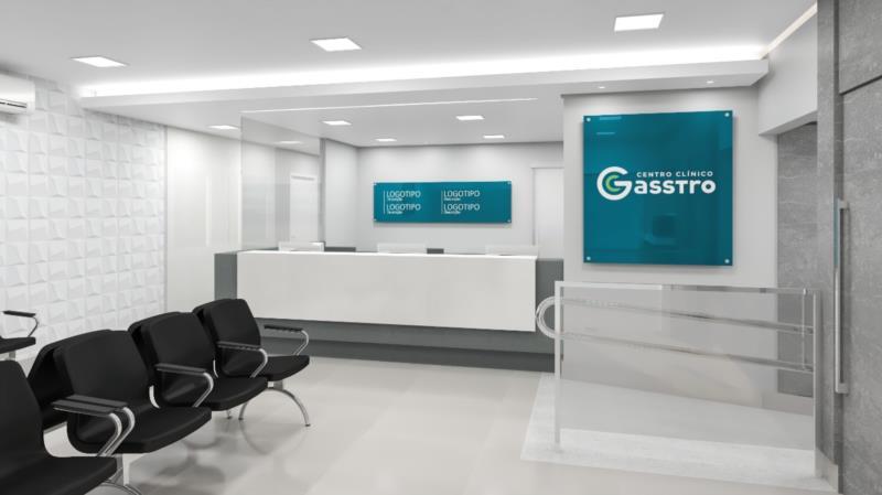 Ambiente amplo irá acomodar três consultórios com especialidades