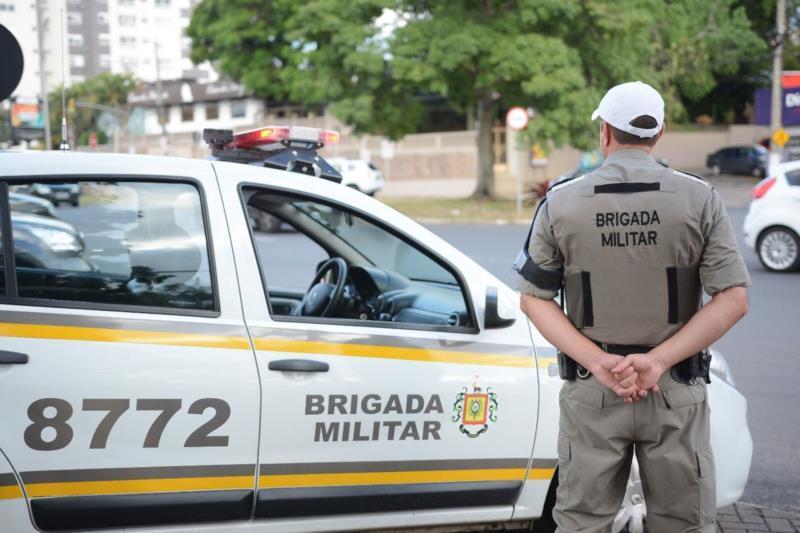 Brigada Militar fará ainda policiamento para evitar crimes de trânsito