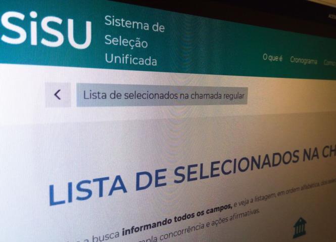 MEC publica edital do 1º processo seletivo do Sisu 2021