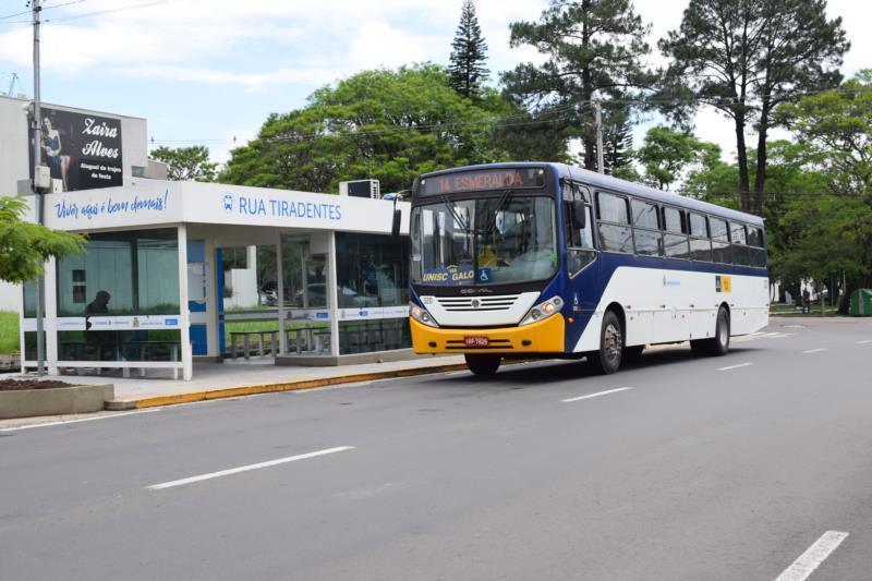Tarifa do transporte coletivo do município é discutida