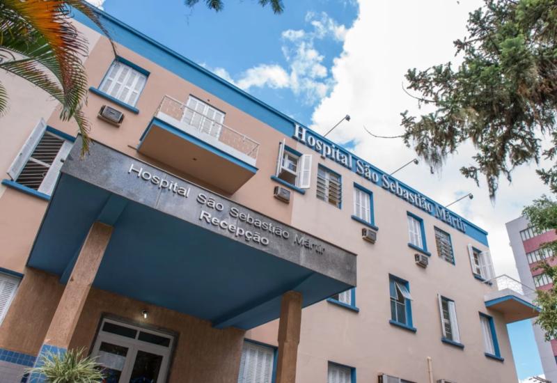 Casa de saúde opera em capacidade máxima