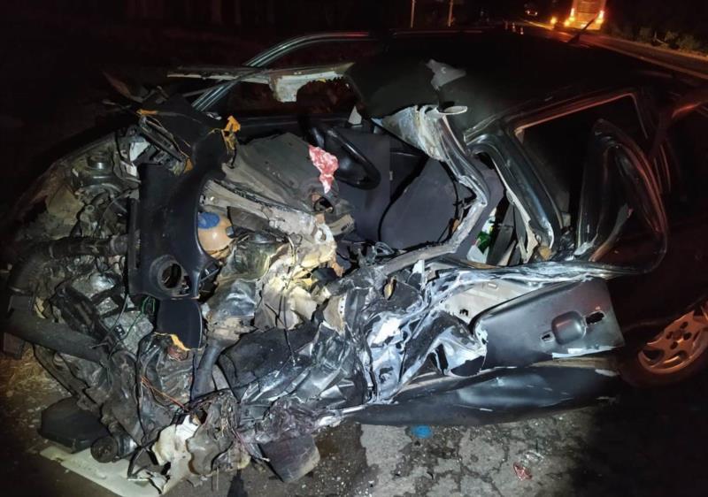 Acidente deixa três pessoas gravemente feridas na BR-386