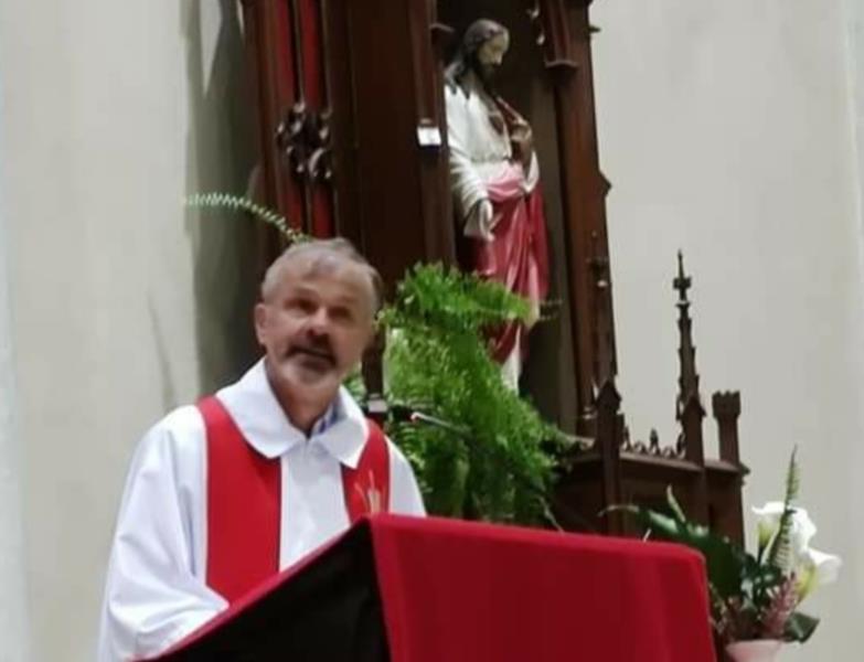 Padre Paulo Mayer morre em Boqueirão do Leão