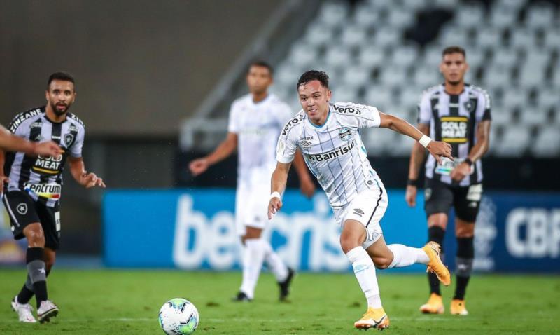 Jogador permanece no Tricolor até o dia 30 de junho