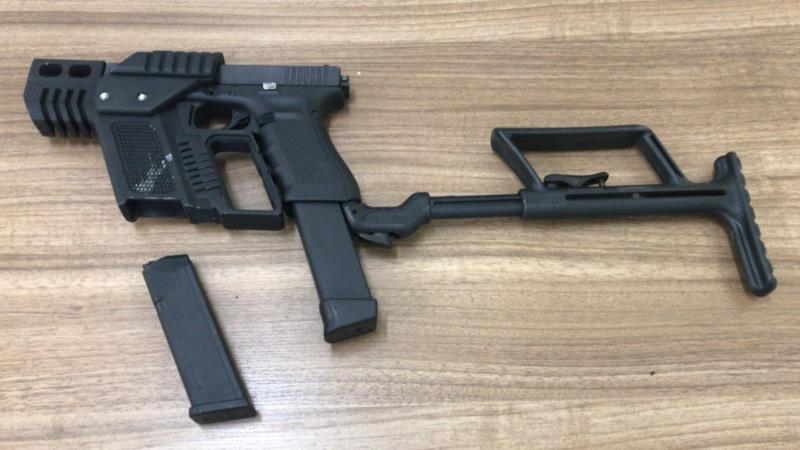 Dispositivo potencializa poder da arma de fogo