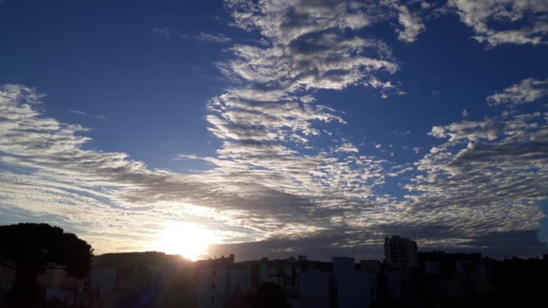 O sol estará presente em boa parte da semana