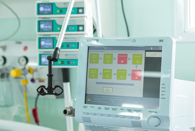 Plano de Contingência Hospitalar foi elaborado no início da pandemia e já teve novas versões que acompanharam o avanço da doença