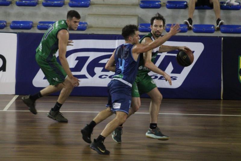 União Corinthians vence o Londrina Basketball pelo Brasileirão
