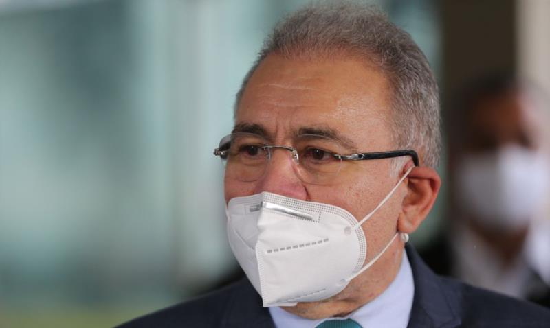 Médico tomou posse em solenidade privada no Palácio do Planalto