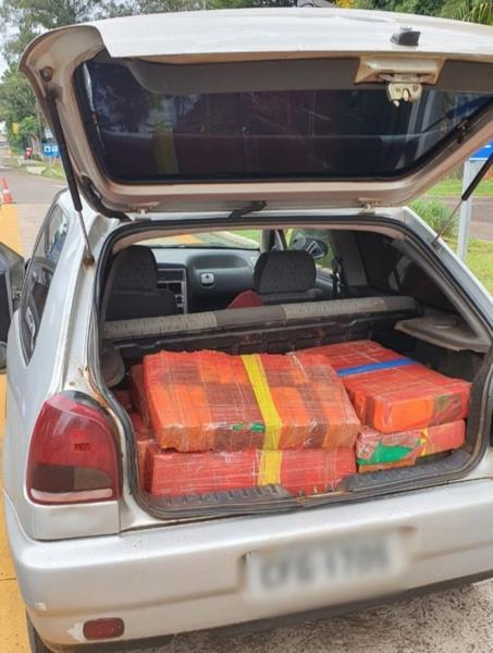Droga estava sendo levada para a região metropolitana de Porto Alegre