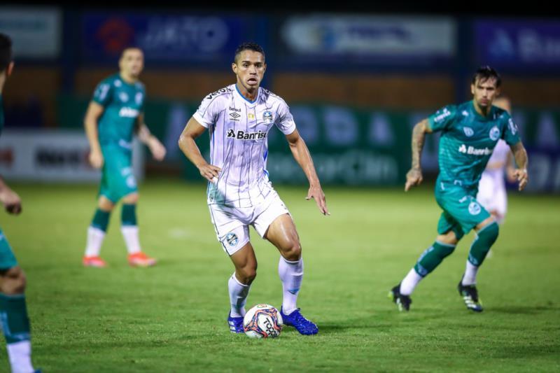 Tricolor enfrentou o Juventude na Serra Gaúcha na noite desta quinta-feira