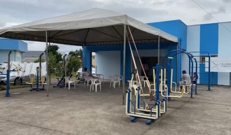 Já o ambulatório do Bairro Cruzeiro segue com atendimento normal