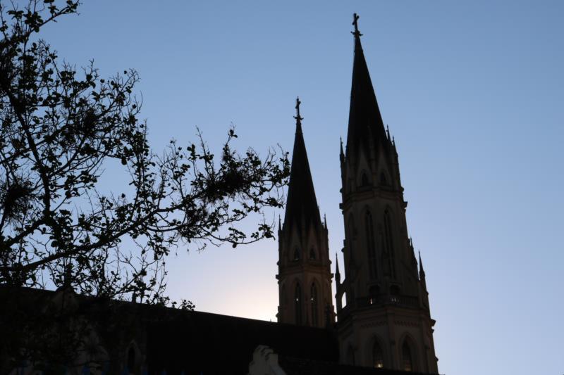 Quarta-feira será de missa de bênção dos óleos na Catedral São João Batista