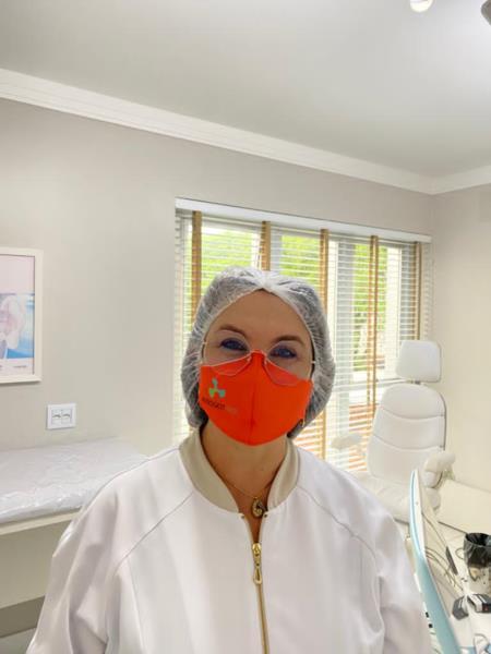 Ingrid é otorrinolaringologista e professora universitária