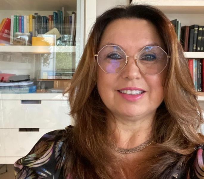 Ingrid é médica há mais de três décadas