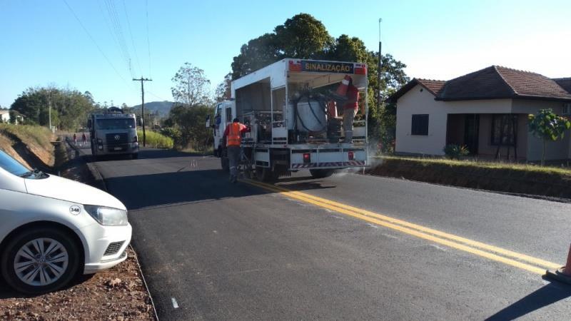 Serão realizados os trabalhos de drenagem para mais uma área de asfaltamento