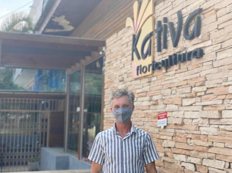 Floricultura Kativa encerra atividades após 27 anos em Santa Cruz