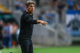 Renato Portaluppi testa positivo para a Covid-19