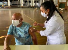 Prefeitura de Santa Cruz amplia vacinação neste sábado para idosos de 63 anos ou mais