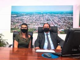 Avanço em obras e reforço no sistema de saúde: os 100 dias do prefeito Jarbas da Rosa