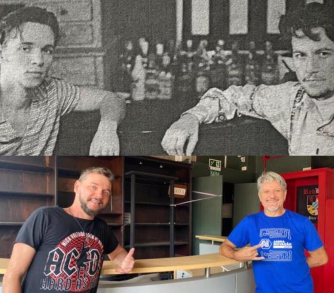 De colegas de banda, Guinther e Marcos viraram sócios e foram os responsáveis pelo sucesso da Van Gogh