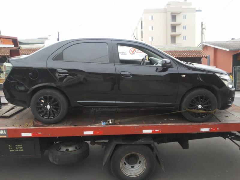 Polícia Civil vai investigar os motivos que fizeram com que o veículo fosse trazido para Município