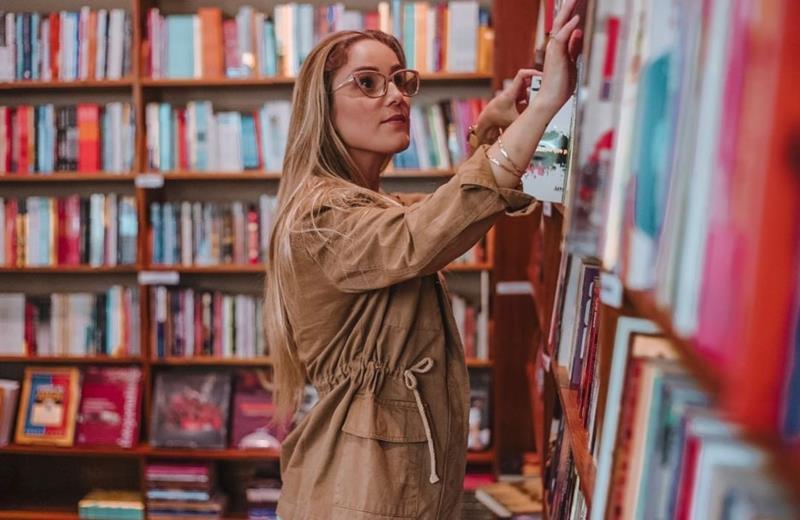 Graziela Schoeninger descobriu o gosto pela literatura infantil em 2019