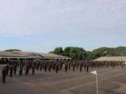 FOTOS: 7º BIB realiza solenidade alusiva ao Dia do Exército Brasileiro