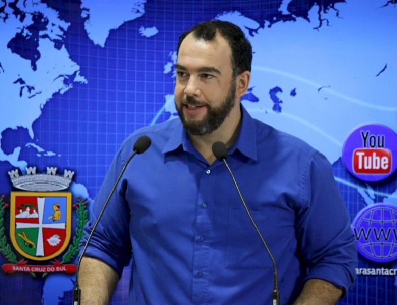 Vereador Leonel Garibaldi testa positivo para a Covid-19