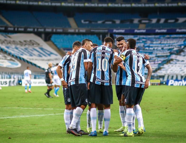 Grêmio vence o Novo Hamburgo e carimba vaga na semifinal do Gauchão