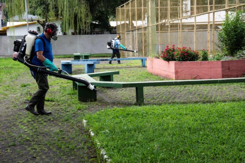 Atualmente Santa Cruz tem 418 casos confirmados de dengue