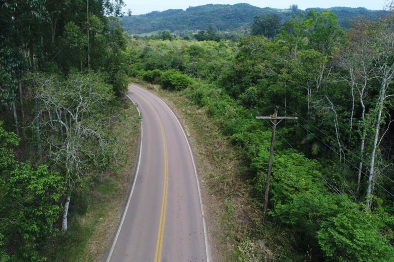 Serviços foram realizados em uma extensão de 28 quilômetros