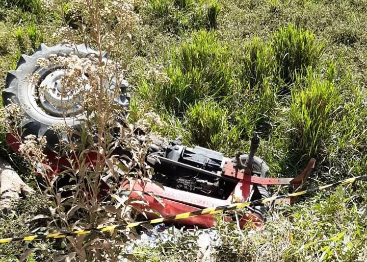 Caso aconteceu na localidade de Coxilha Mandelli, por volta do meio-dia