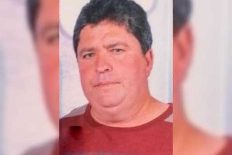 Olívio Osvino de Oliveira, de 54 anos, estava em um trator que capotou nesta terça-feira