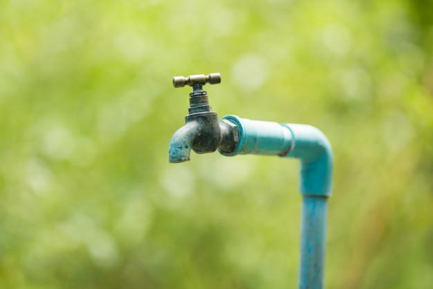 Interrupção do abastecimento é necessária para o conserto do reservatório
