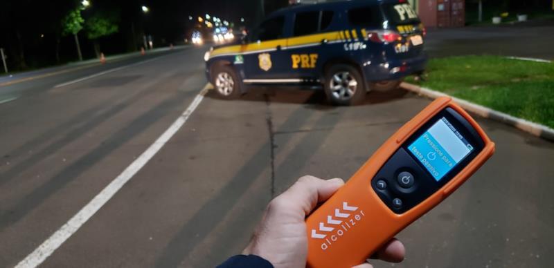 Motorista alegou aos policiais que estava perdido e tentava ir para casa