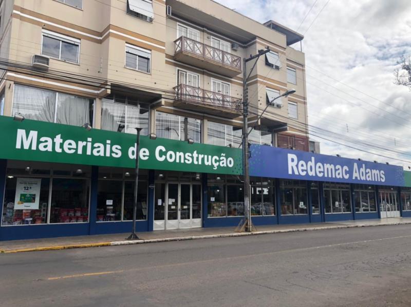 Empreendimento no ramo de materiais de construção atua há mais de 43 anos no Vale do Rio Pardo