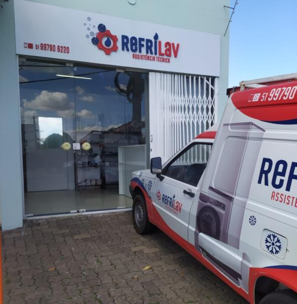 Empresa localizada na Avenida Independência aposta nos ramos da climatização e refrigeração em Santa Cruz
