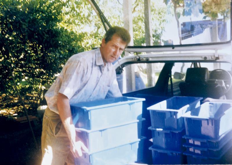Produção de laticínios iniciou com Nelson e Marlene Back, como opção para ficar mais perto dos filhos