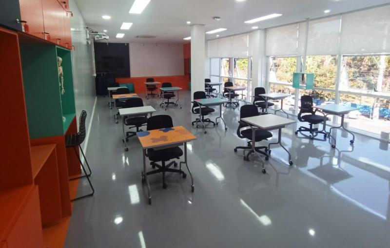 Senac Santa Cruz do Sul retorna com aulas presenciais no Ensino Médio