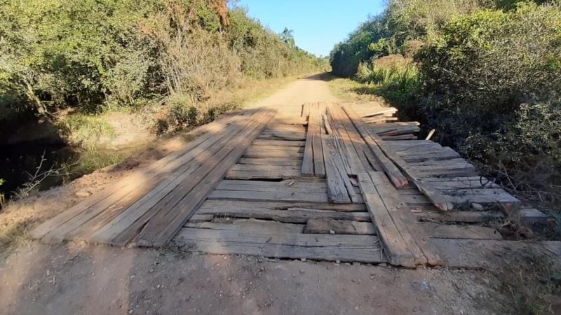 Travessia que liga Santa Cruz do Sul a Vera Cruz será substituída por outra mais resistente