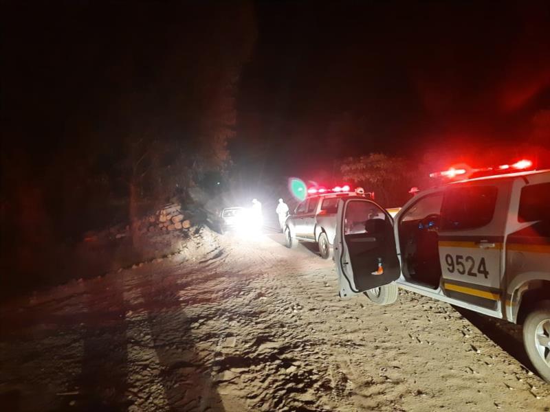 Na operação foram realizadas ações de polícia ostensiva no interior dos municípios de Vera Cruz, Sinimbu e Herveiras
