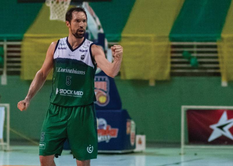 Enzo Cafferata foi um dos destaques da equipe