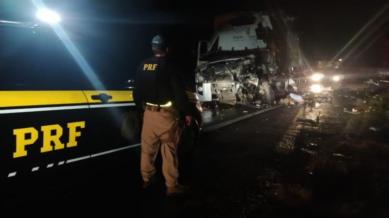 Motorista do veículo emplacado na Cidade Histórica ficou ferido e foi encaminhado ao HPS