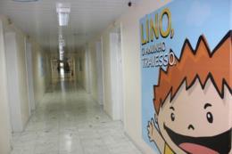 Doação do IR beneficia Pediatria e reabilitação de idosos no Hospital Santa Cruz
