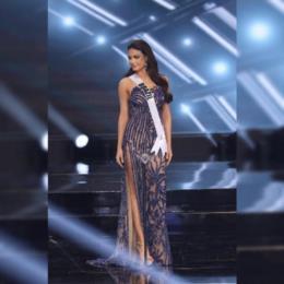 Gaúcha fica em segundo lugar no concurso Miss Universo 2021