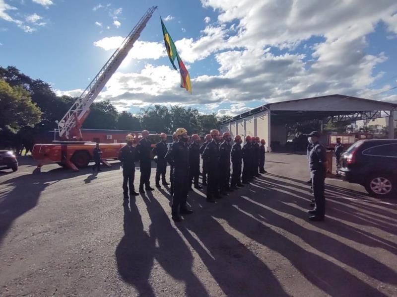 Aulas presenciais do curso de formação de bombeiros militares iniciam nesta semana em Santa Cruz
