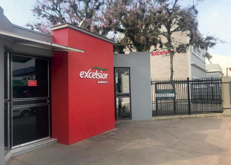 Excelsior Alimentos opera desde abril com um novo centro de distribuição e iniciou as obras de ampliação da sua fábrica