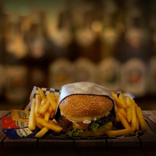 Cherubini Burger - Vera Cruz