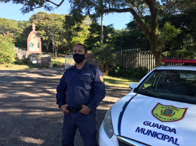 Guarda Municipal estará presente no local desde a abertura até o fechamento do local